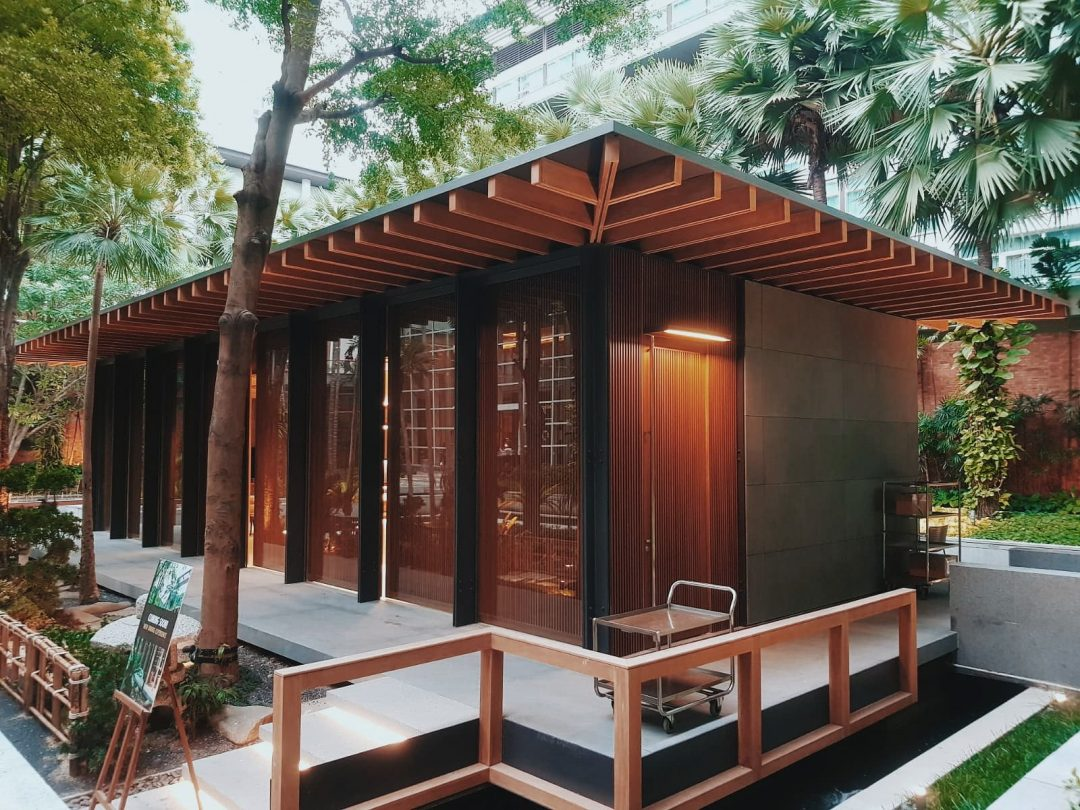 New Omakase Style Restaurant by Pullman Bangkok King Power