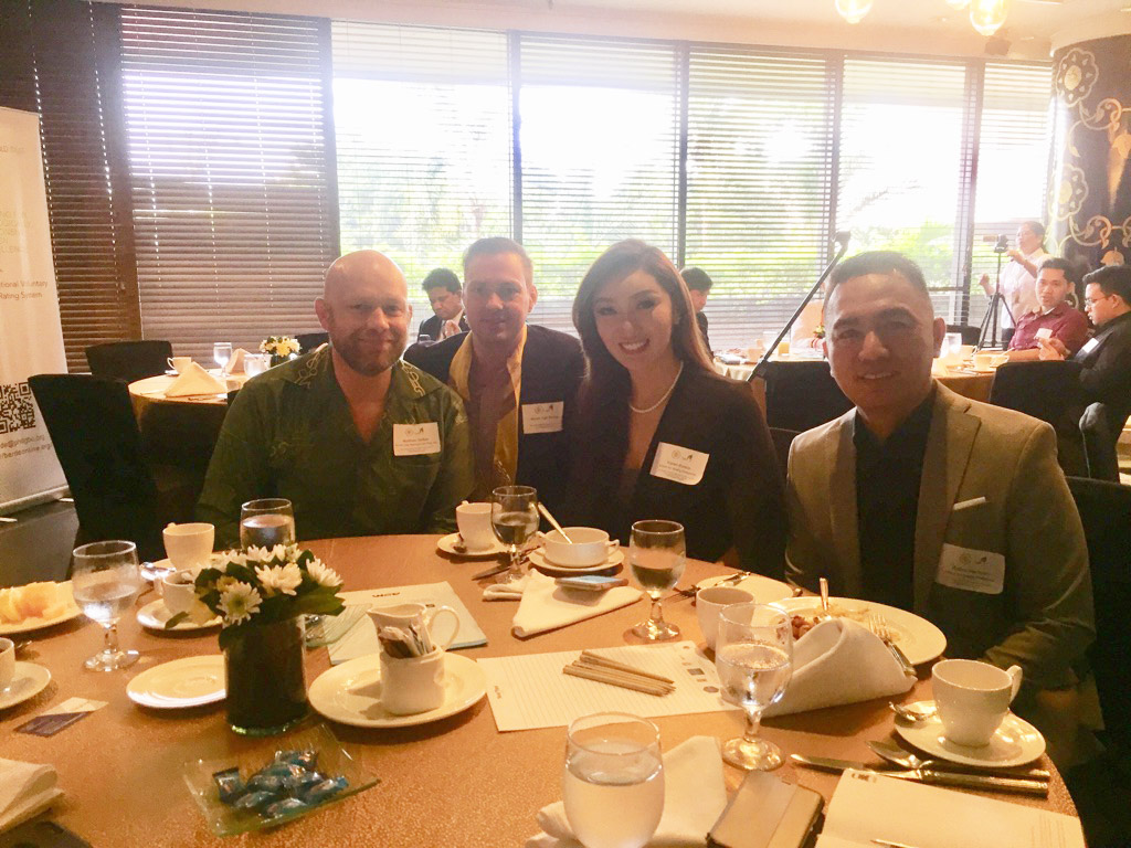 AOM Partners together for Green Building Conference